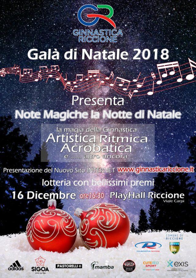 GALA DI NATALE 2018